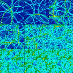 Kohonen RGB (U-Matrix)