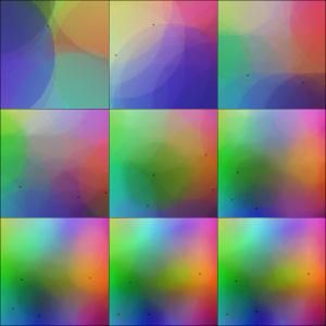 Kohonen RGB